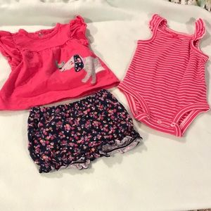 3pc summer outfit